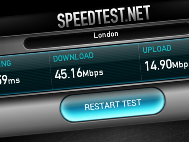 Three UK: 4G speed test shows promise, as all subscribers ...