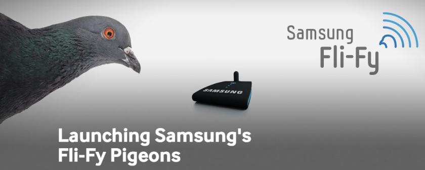 Samsung Fli-Fy