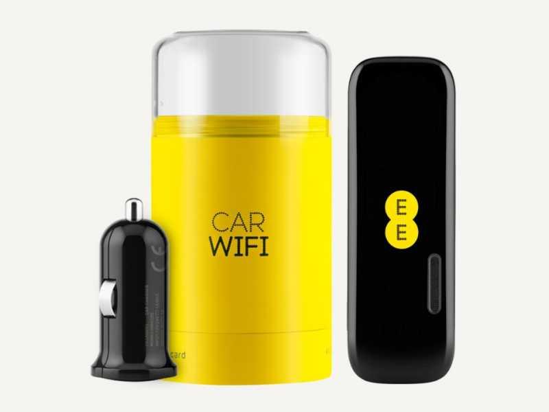 In-car Wi-Fi
