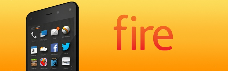 Amazon Fire Phone header