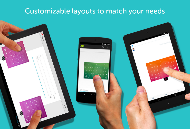 SwiftKey-layouts