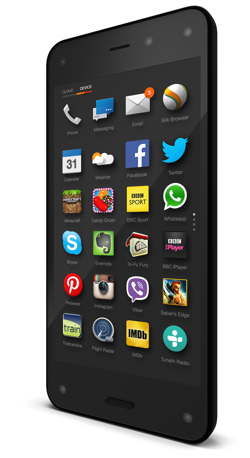 Amazon Fire phone comes to UK, exclusive to O2 – JM ...