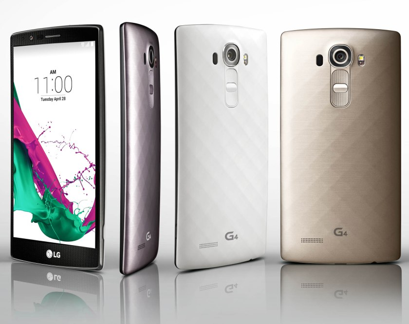 LG G4: Great battery, killer camera.. but how are the sales doing?