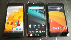 Wileyfox Spark X, Vodafone Smart Ultra 7, Honor 5X