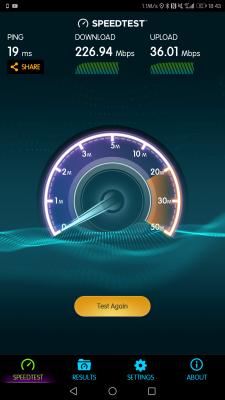 Honor8Pro-EE-Speedtest
