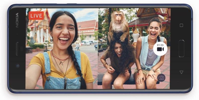 Nokia 8 #Bothie