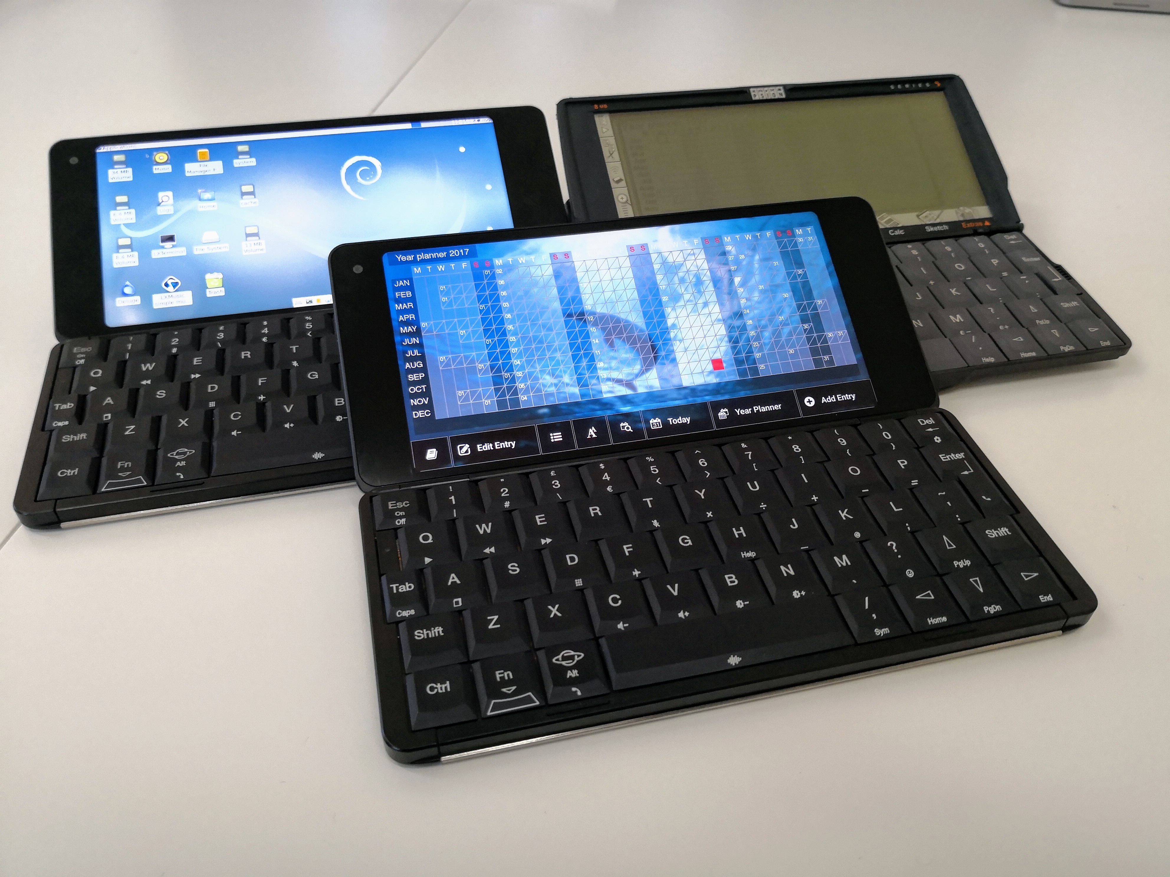Gemini PDA: 20 years on, meet the all new Psion Series 5 ...