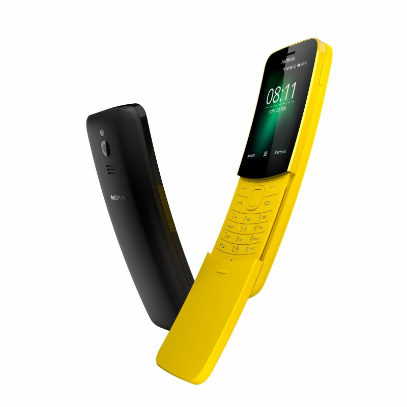 Nokia 8110 reimagined