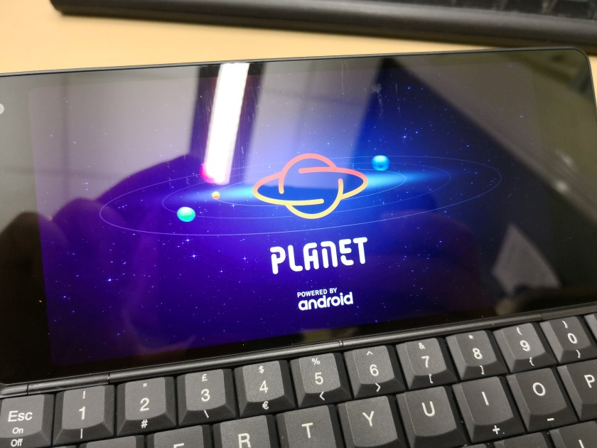 Gemini PDA,