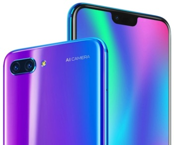 Honor10China