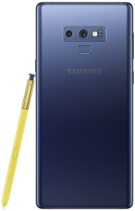 Galaxy Note 9 Back